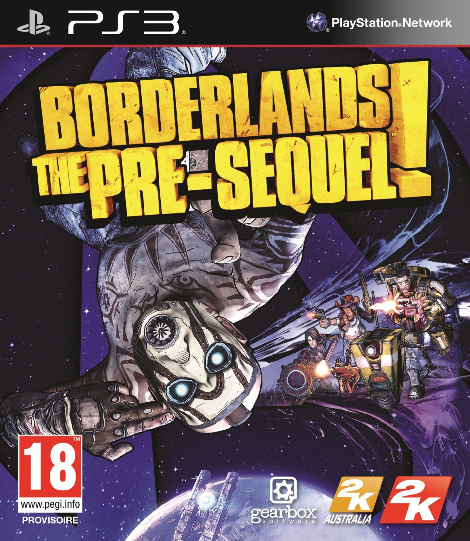 Précommande : Bordelands The Pre-Sequel sur PC à 29.99€ et PS3
