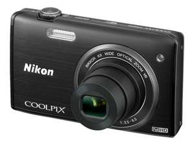 Appareil photo compact Nikon Coolpix S5200 16 Mpix - Reconditionné