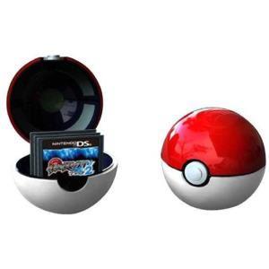 Pokéball (pour stocker des cartouches de jeux)