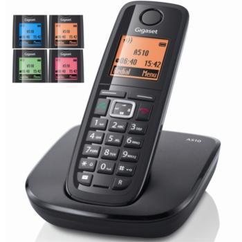 téléphone sans fil Dect Siemens Gigaset A510