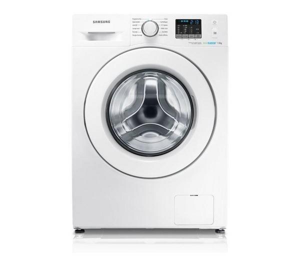 Lave-linge Samsung WF70F5E0W4W 7kg (avec ODR de 30€)