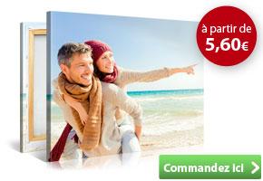 Toile personnalisable grand format 120x80cm / livraison gratuite