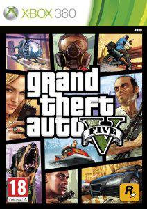 Jeu Grand Theft Auto V - GTA 5 sur Xbox 360
