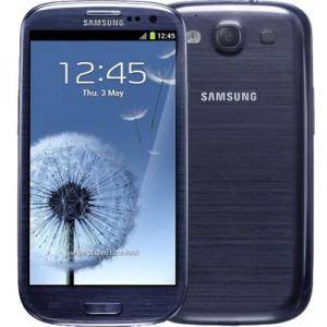 Samsung Galaxy S3, 16 Go, Bleu