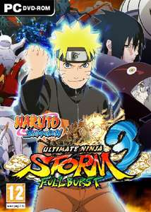Naruto Shippuden: Ultimate Ninja Storm 3 Full Burst sur PC
