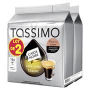 6 paquets de dosettes café Tassimo Carte Noire Classic