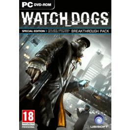 Watch Dogs Edition Spéciale (avec un DLC) sur PC (Dématérialisé - Uplay)