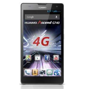 Smartphone Huawei Ascend G740 Gris Fonce 4G