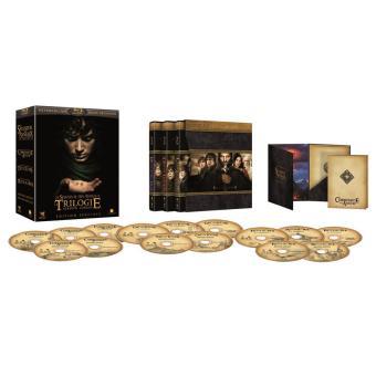 [Adhérents] Coffret Blu-ray Edition Fnac de la Trilogie Le Seigneur des Anneaux - Version Longue + 20€ sur le compte fidelité