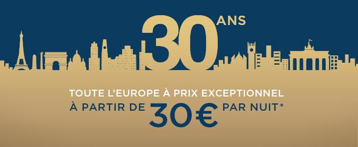 10 000 studios dans les résidences d'Europe