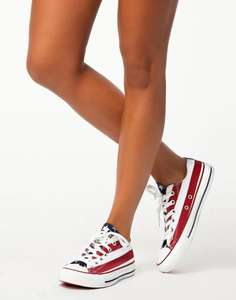 Chaussures en toile - Converse : All Star -