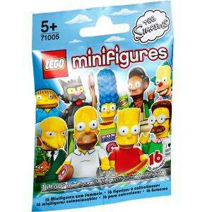Sachet mini figurine Lego Simpson