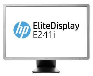 "Ecran 24"" IPS orientable HP EliteDisplay E241i (1920 x 1200)"