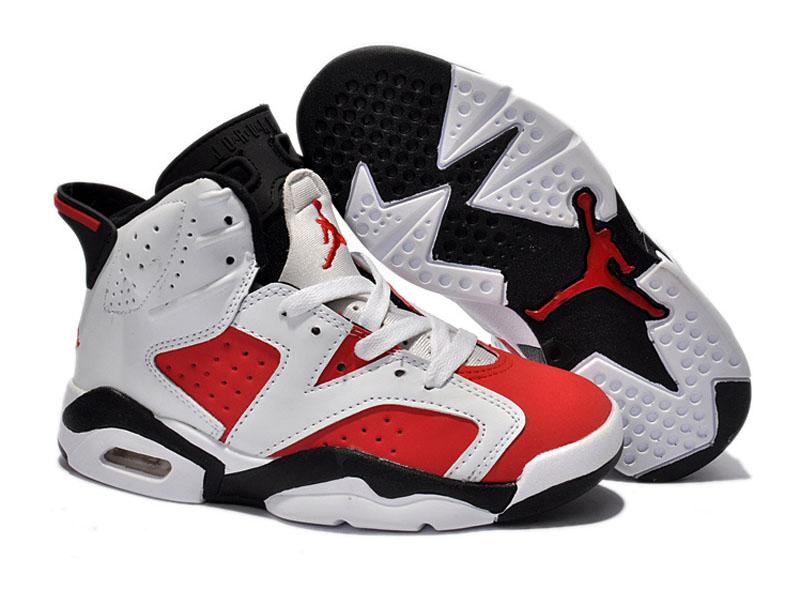 Chaussures Bébé Air Jordan 6 Retro
