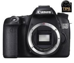 Appareil photo reflex Canon EOS 70D nu