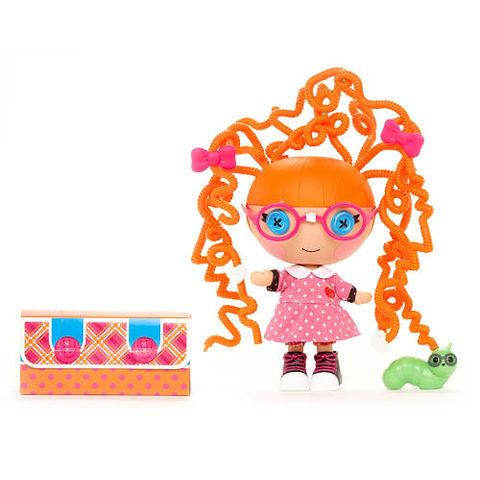 Poupée Lalaloopsy cheveux rigolos - 4 modèles disponibles