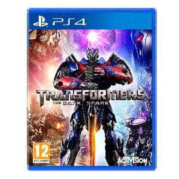 Transformers : The Dark Spark sur PS4 et Xbox One