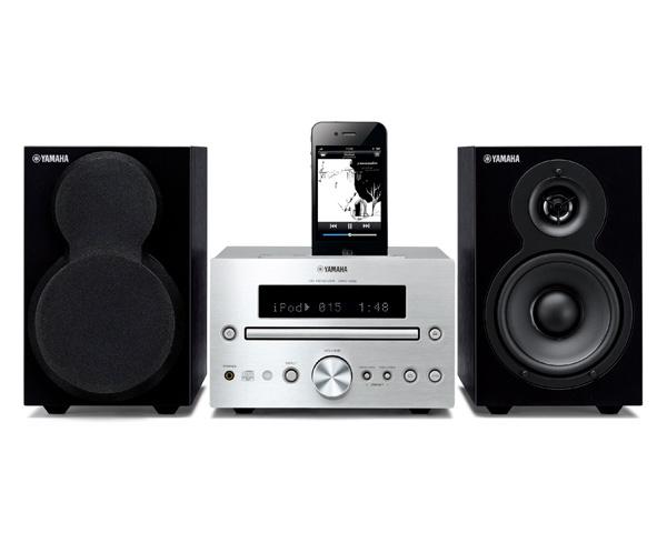 Chaîne Hifi Yamaha MCR232 - Dock iPhone