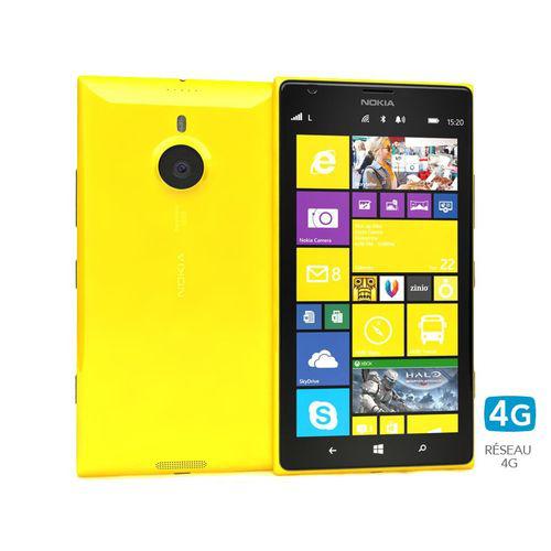 Smartphone Nokia Lumia 1520 jaune