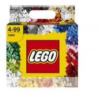 Boîte Lego Cube de construction 10681 et en magasin
