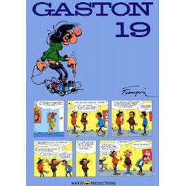 Déstockage de BD et Manga jusqu'a -85% - (Occasion et neuf) - Ex : Gaston Tome 19
