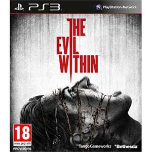 Jeu The Evil Within sur PS3