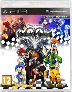 Jeu PS3 Kingdom Hearts 1.5 Essentials