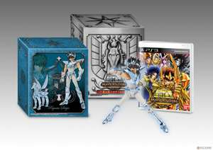 Edition Collector Chevaliers du Zodiac (Saint Seiya Brave Soldiers) sur PS3