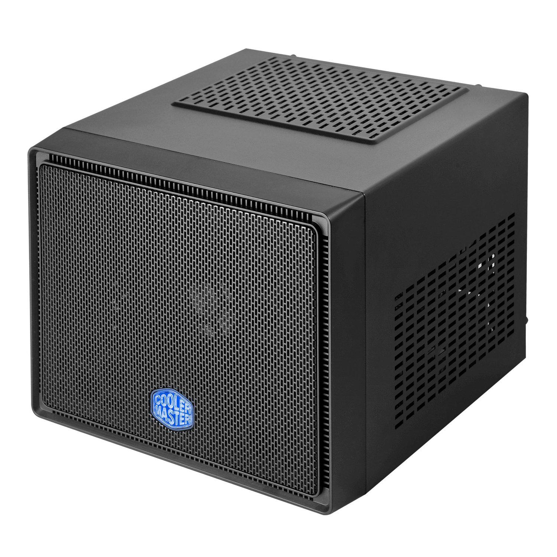 Boîtier PC Mini-ITX Cooler Master Elite 110 en acier - Noir