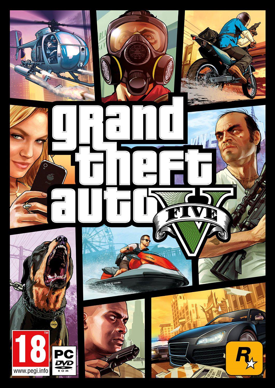 [Précommande] Grand Theft Auto (GTA) V sur PC