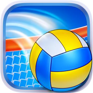 Volleyball Champions 3D 2014 sans pub gratuit (au lieu de 0.75€)
