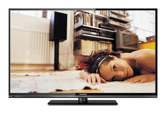 TV Blaupunkt B42PW333 BK 3D
