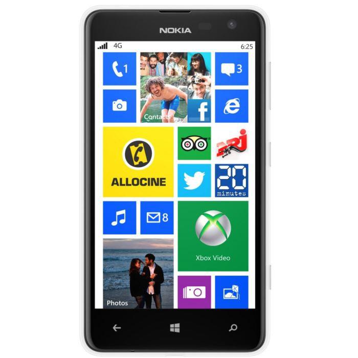 Smartphone Nokia Lumia 625 Blanc 4G (ODR 30€)