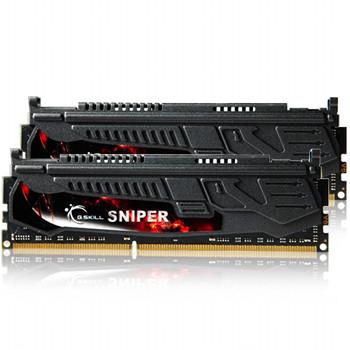 Barrette mémoire G.Skill Sniper 8Go DDR3 1600Mhz (2*4)