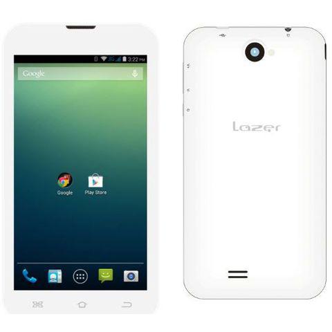 "Smartphone 5"" Lazer Grand - Blanc"