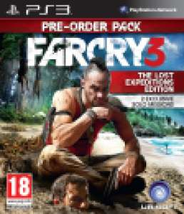 Far Cry 3 (PS3/360) et T-Shirt WTF