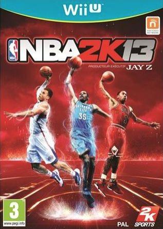 NBA 2K13 sur Wii U