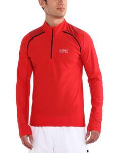 Maillot manches longues homme Gore Running Wear(TM) X-Running Zip