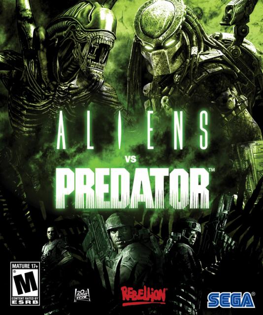 Jeux PC Alien vs Predator Classic 2000 Gratuit