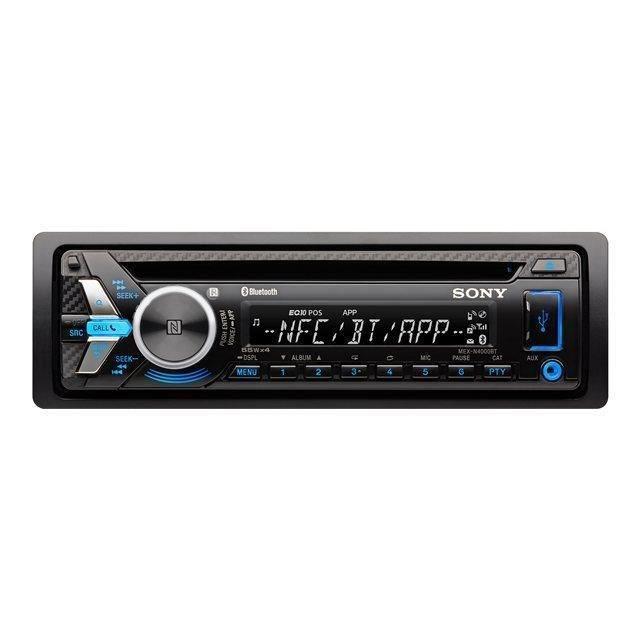 Autoradio Sony MEX-N4000BT (ODR 20€)