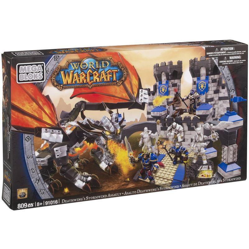 Jouet megabloks world of warcraft