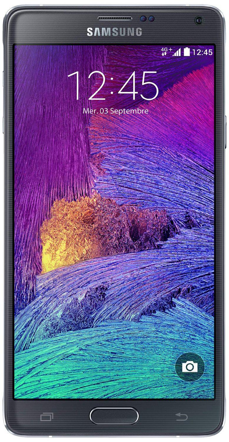 Smartphone Samsung Galaxy Note 4 32Go - Noir ou blanc (Avec ODR de 70€)