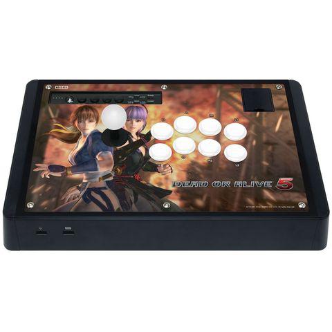 Stick Arcade Dead or Alive 5 pour PS3