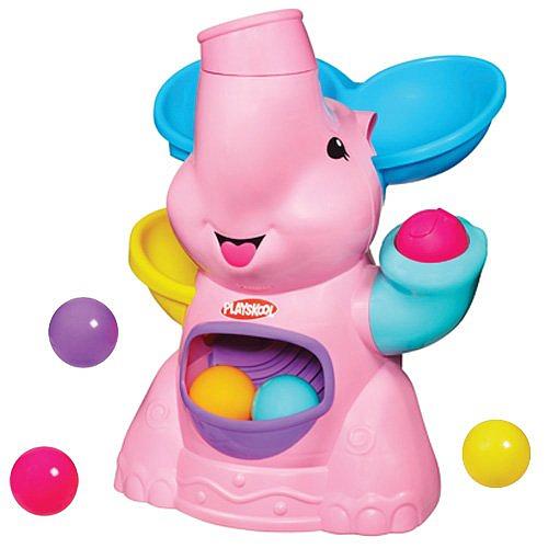Aero'Balles Elefun Playskool Rose + Un téléphone animaux offert + un bon d'achat 17,50€ (avec ODR 50%)