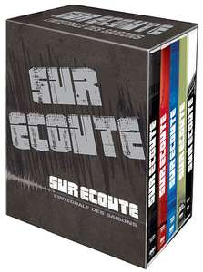 10€ de réduction immédiate sur une liste de coffrets DVD/Blu-ray (Ex : Coffret DVD Intégrale Sur Ecoute à 34.99€)