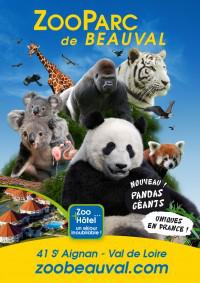 Zoo de Beauval - entrées à -40% -