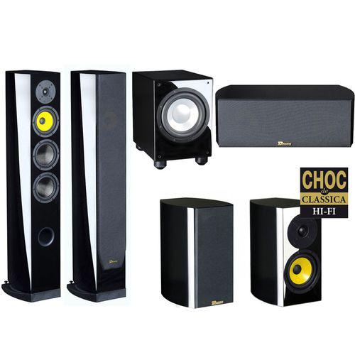 Pack Home Cinéma 5.1 Davis Acoustics Dufy HD