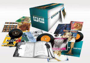 Coffret Sylvie Vartan The Ultimate Collection - 10 CD Vinyl Replica Deluxe