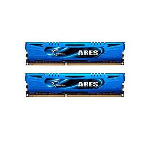 Memoire kit de 2 barrettes Gskill Ares DDR3 PC3-17000 - 2 x 4 Go (8Go) 2133 Mhz - CAS 9 - Low Profile