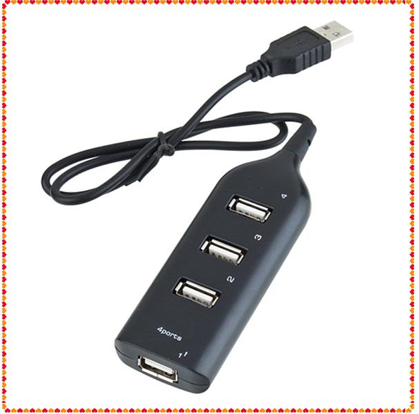 HUB USB High Speed 4-Port 2.0